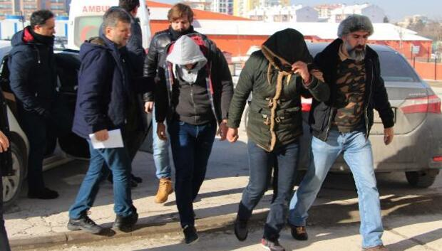 Sivasta terör operasyonu: 14 gözaltı