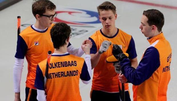 Türkiye erkekler curlingde Norveçi 6-4 yendi
