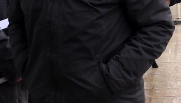 50 kilo kaçak balla yakalanınca gözaltına alındı