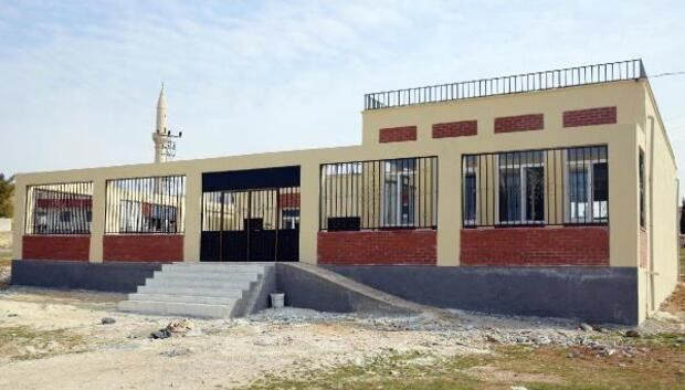 Karaköprü'de 22 mahallede çok amaçlı salon