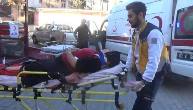 Birecik'te kaza: 3 yaralı