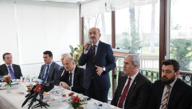Müezzinoğlu'dan Kılıçdaroğlu'na: Milletin hakemliğine elin mahkum