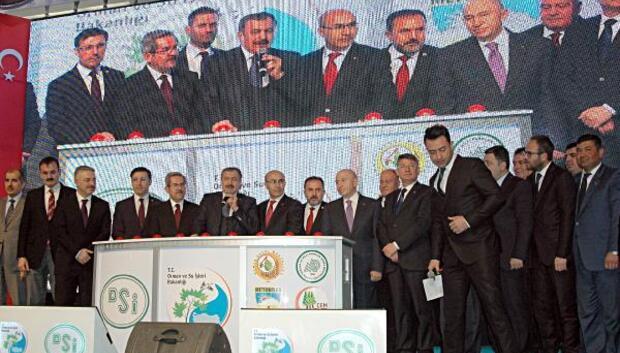 Bakan Eroğlu: Barajlarda doluluk sorunu yok, karlar eriyince seviye daha da artacak (2)