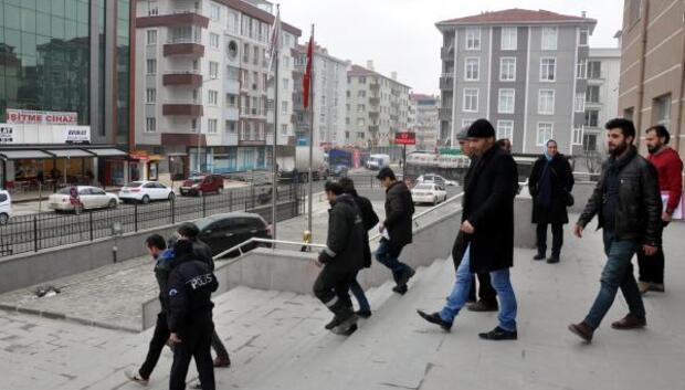 Çerkezköydeki huzur operasyonunda 6 kişi tutuklandı