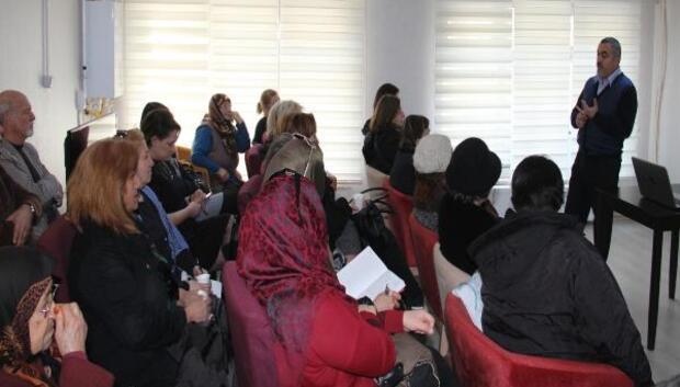 İkinci baharını yaşayanlara stres yönetimi semineri