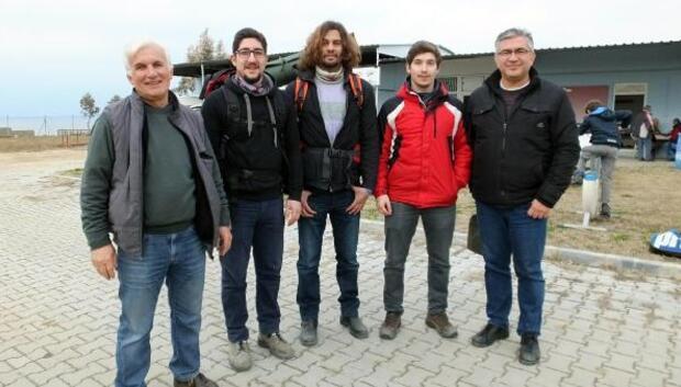 Üniversiteli gençler Türkiyeyi geziyor