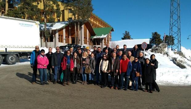 TÜRSAB'dan Kars'a turizm çıkarması