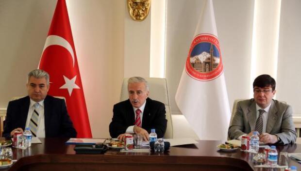 Referandum için güvenlik toplantısı yapıldı
