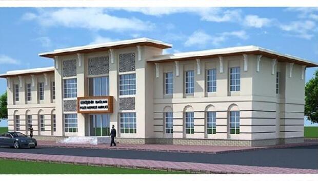 Kayseride yapılacak karakol binaları, Türkiye'ye örnek olacak