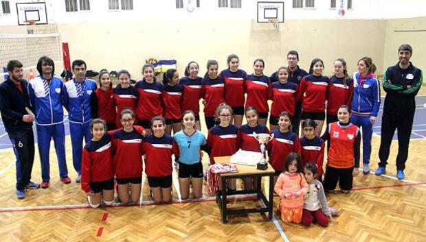 Karespor ikinci yılında şampiyon oldu