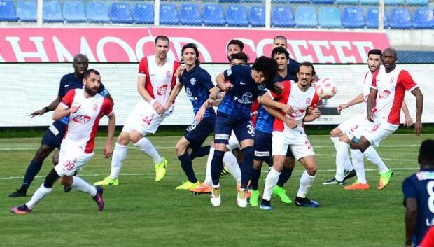Adana Demirspor-Balıkesirspor Fotografları