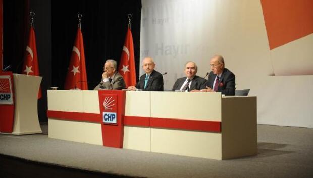 Kılıçdaroğlu: Şu anda fiilen TBMMnin yetkileri elinden alınmış durumda / Fotoğraflar