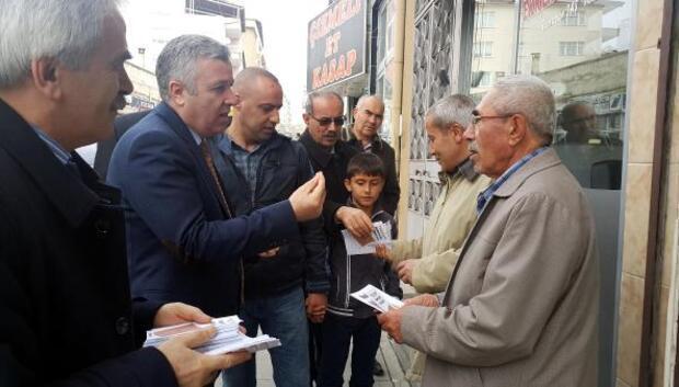 CHPli Arık: 17 Nisanda Türkiye Hayırlı bir sabaha uyanacak