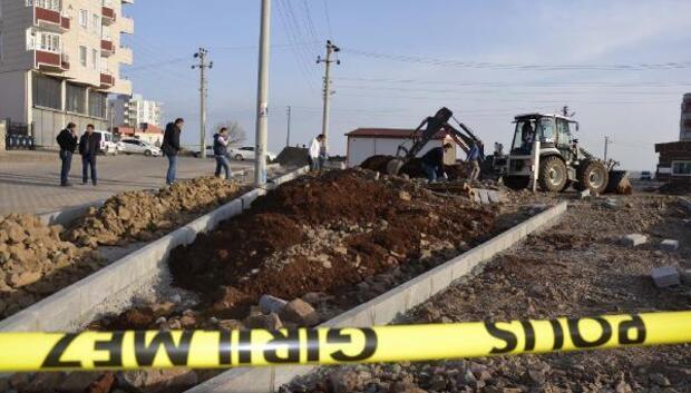 Siverek'te el bombası bulundu