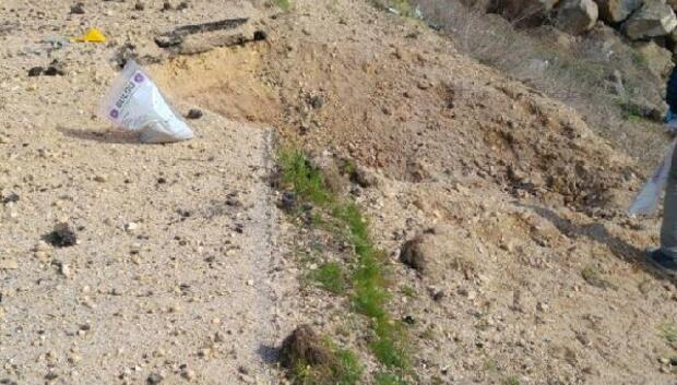 Uluslararası İpek Yoluna tuzaklanan patlayıcı imha edildi