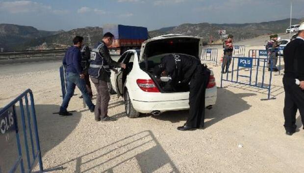 Bilecikte polis ve jandarmanın ortak yol uygulaması