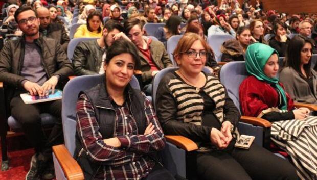 Amasya Üniversitesi'nde 'Akılcı Antibiyotik Kullanımı' konferansı
