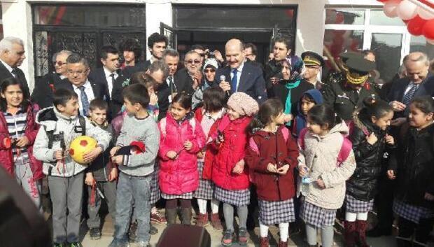 İçişleri Bakanı Soylu, erlerin yemin törenine katıldı (2)