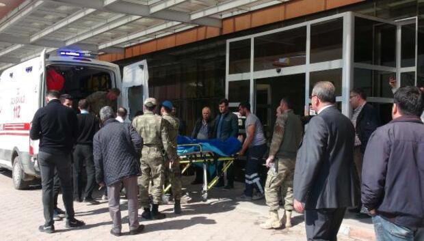 El Babda, 4 Türk askeri yaralandı