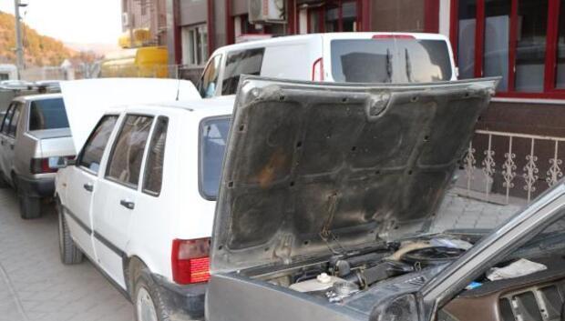 Kırıkkalede otomobil hırsızları yakalandı - Ek fotoğraf