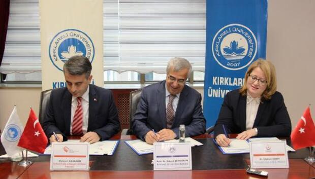 Mutlu İlkbahar projesi işbirliği protokolü imzalandı