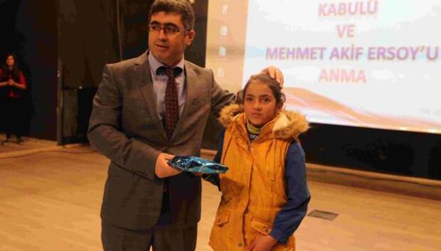 Varto da İstiklal Marşının kabulü ve Mehmet Akif Ersoy'u anma programı