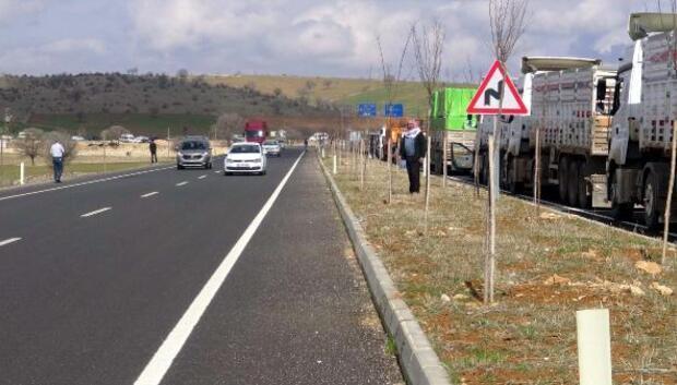 Mardin- Diyarbakır yolunda PKKdan bombalı tuzak; 2 şehit (2)