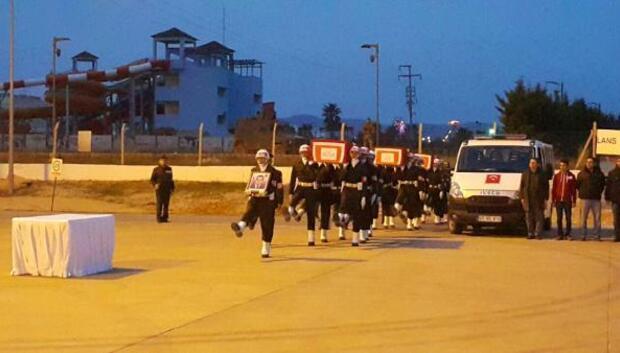 Mardin- Diyarbakır yolunda PKKdan bombalı tuzak; 2 şehit (3)