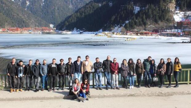 TESOB'un kursiyerleri turizm tesislerini ziyaret etti
