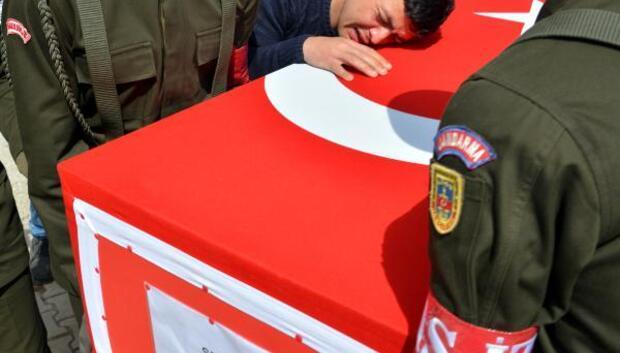 Şehit Uzman Çavuş Erkan İmalı, Türkoğlunda toprağa verildi