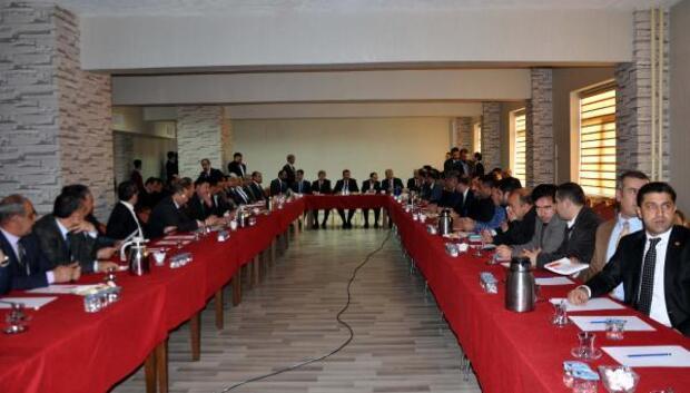 Gümrük ve Ticaret Bakanı Tüfenkci, Bitlis'te (2)