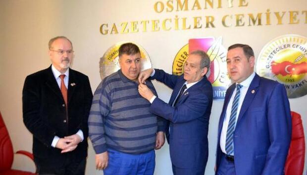 Gazeteci Çolpan, OGCye döndü