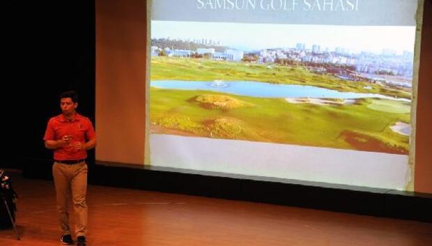 Büyükşehirden öğrencilere golf eğitimi