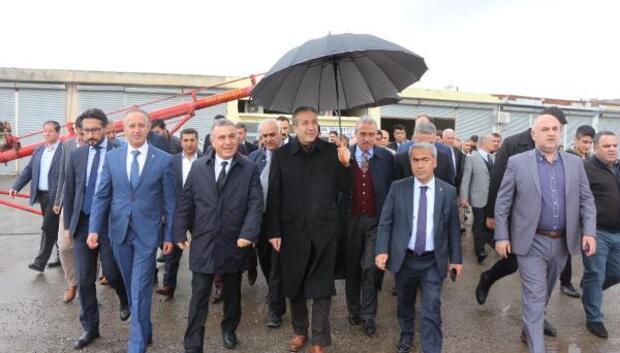 AK Partili Eker, Batmanda Kürtçe Evet oyu istedi