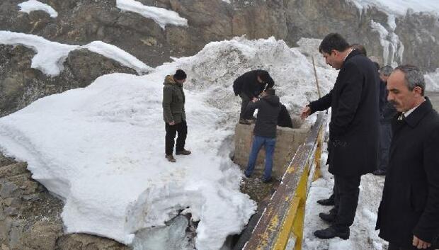 Başkan Asya, su kaynaklarını inceledi