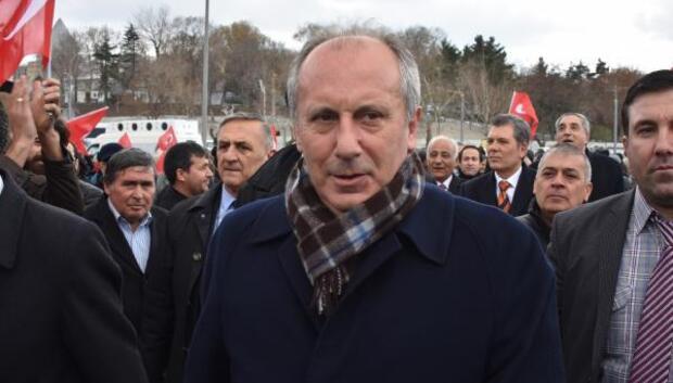 Muharrem İnce: Babanın dükkanı mı zannettin sen başbakanlığı