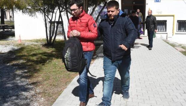 Kütahyada 3 hakim ile 1 savcı gözaltına alındı