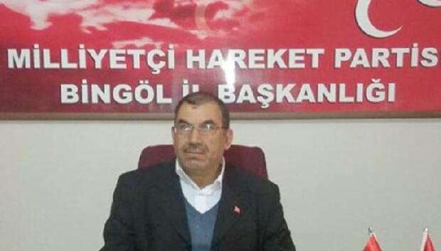 Bingölde MHPde, Hayır istifası