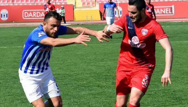 Dardanelspor-Slivrispor Fotoğrafları