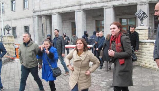 HDPli Taşdemir, Ağrıda gözaltına alındı- ek fotoğraflar