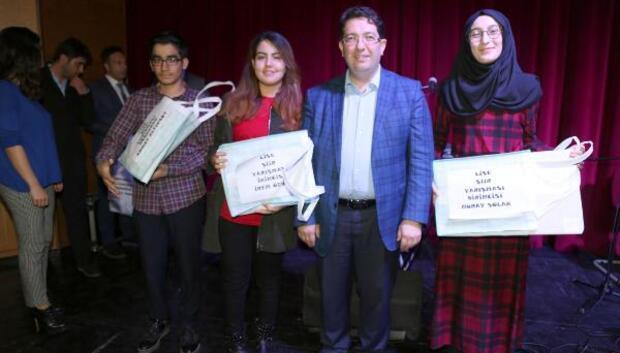 Aksaray Belediyesinden öğrencilere anlamlı ödül