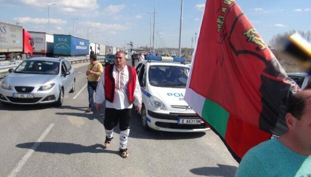 Bulgaristanda, Türkler oy kullanmaya gelmesin eylemi (2)