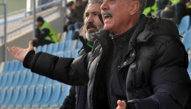 TM Kırıkkalespor, Touzoğlu ile yollarını ayırdı