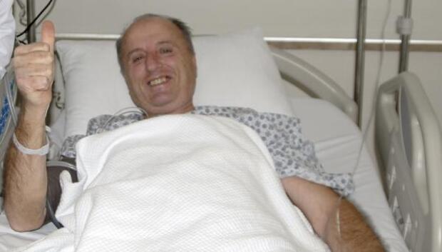 Kayseride kalp krizi geçiren Sırp turist sağlığına kavuştu