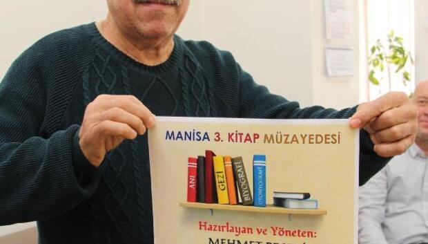 Rafta kalan kitaplar müzayedeye çıkıyor