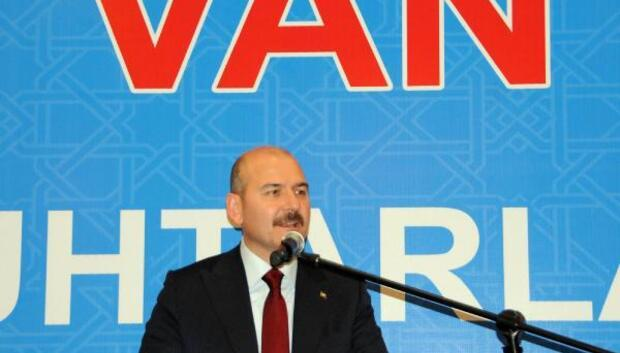İçişleri Bakanı Soylu: PKKyı bu topraklardan silip atacağız (2)