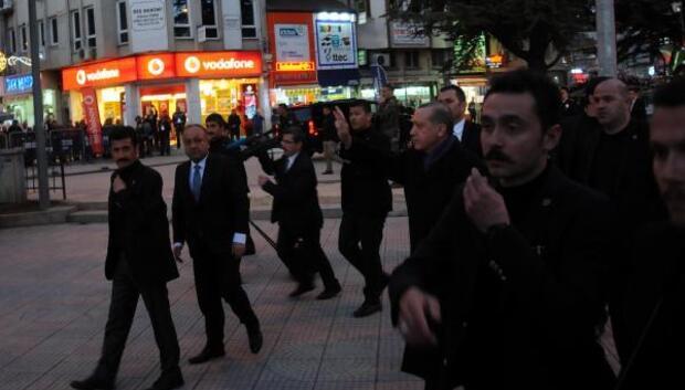 Erdoğan: Edep, erkan bilmeyenler meseleyi peygambere kadar götürdü (3)
