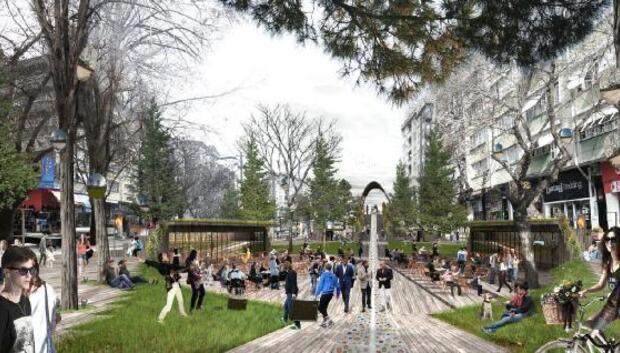 Odunpazarı Belediyesi Antalya City Expo Fuarında