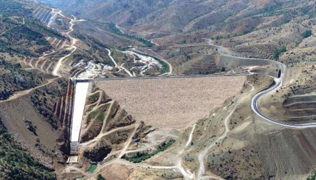 273 bin dekar zirai araziye su temin edilecek