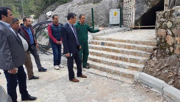 Köşekbükü Mağarası turizme yeniden açılıyor